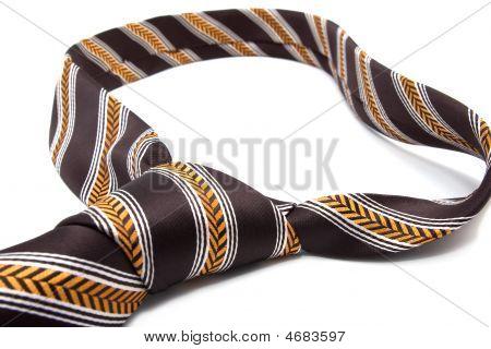 Brown Necktie