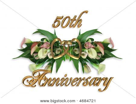 50th wedding anniversary images illustrations vectors free