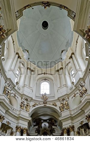 Interior Catedral Dominicana