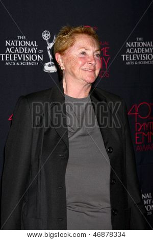 LOS ANGELES - JUN 14:  Susan Flannery attends the 2013 Daytime Creative Emmys  at the Bonaventure Hotel on June 14, 2013 in Los Angeles, CA