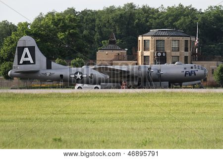 B-29 And Terminal