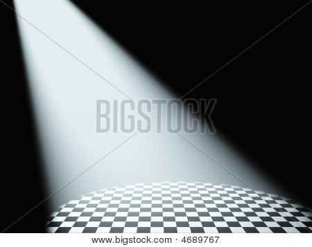 Volumetric White Light