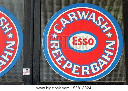 the most known carwash in Germany
