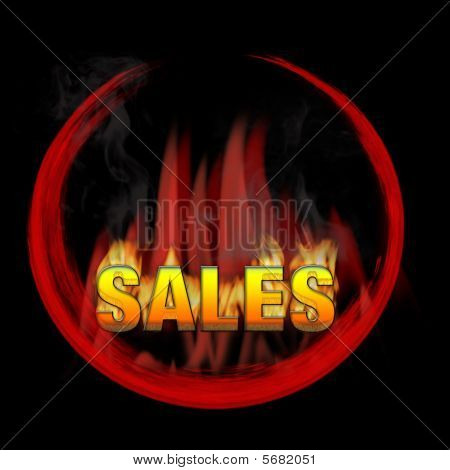 Sales Are Hot