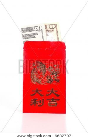 Chinese New Year 2010 Lucky Red Envelope