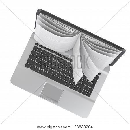 Digital Book.