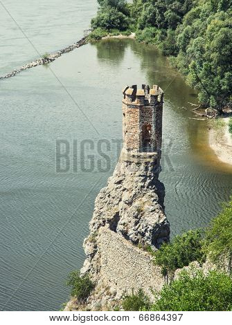 Maiden Tower Of Devin Castle