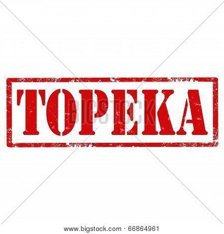 Topeka-stamp