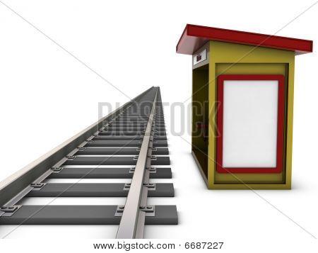 Little Railway Station