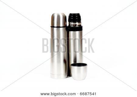 Inox Metal Thermos