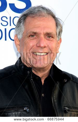 LOS ANGELES - MAY 19:  Les Moonves at the CBS Summer Soiree at the London Hotel on May 19, 2014 in West Hollywood, CA