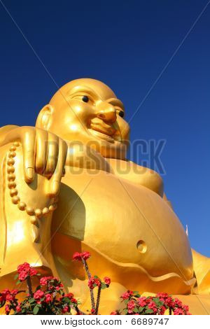 Giant Chinese Buddhist