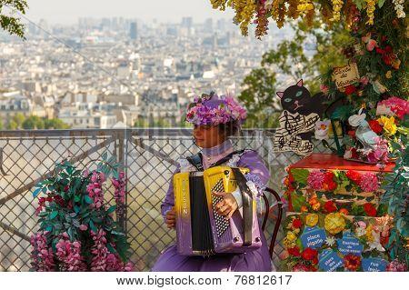 France. Paris. Montmartre.