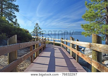 Tahoe Trails