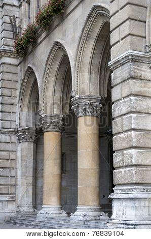 Gothic Architecture. Austria.