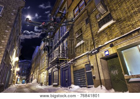Night Street Patrol