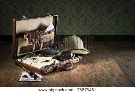 Explorer Packing For A Travel