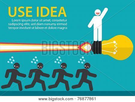 Use Creative Idea