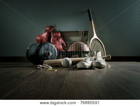 Teenager Sports Equipment