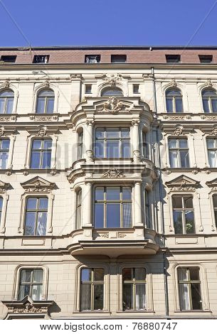 Berlin Apartment House