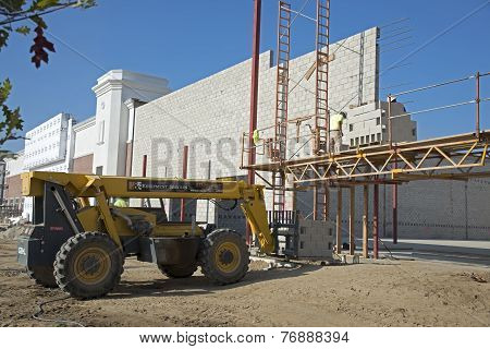 Lifting Concrete Blocks