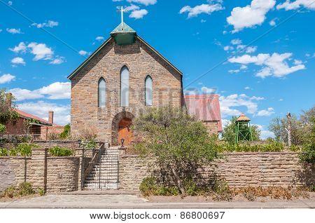 Christ Church Anglican Church In Beaufort West