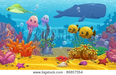 undersea world