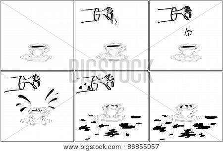 coffee incident