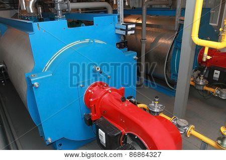 Gas copper