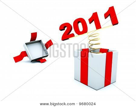 New year present