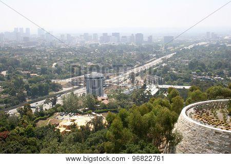 Los Angeles Pollution