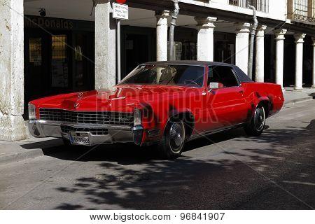 Cadillac Fleetwood El Dorado