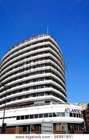 Atlantic Tower Hotel, Liverpool.