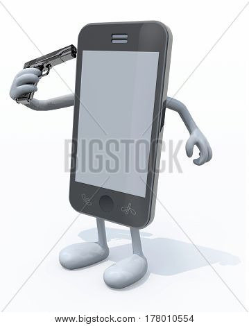 Smartphone Kill Itself