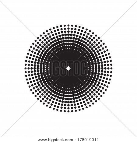 halftone circle vector. Halftone Dots. Dots on White Background. Halftone Texture. Halftone Dots. Halftone Effect. Vector. Background halftone. comic book effect. retro print