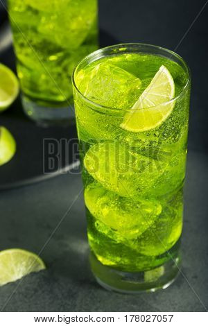 Green Melon Japanese Highball