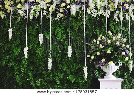 Flower Decoration Freshness Beautiful Ornament
