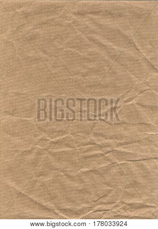 Scanned Kraft Paper, Not Edited, Original Scans, Texture, High Resolution, 10200X140400, 1200Dpi, Pa