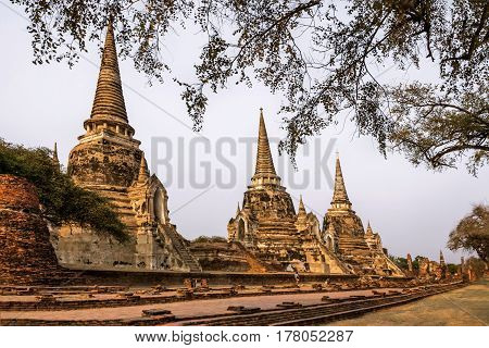 Ayutthaya Historical Park historic attractions shows the history of Thailand in the province of Ayutthaya Unseen Thailand.