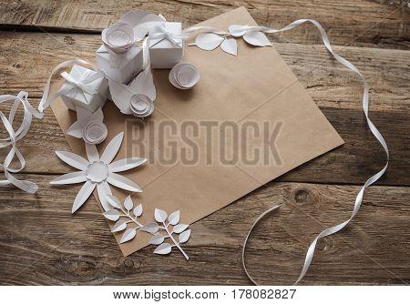 Packaging Gifts, Handmade