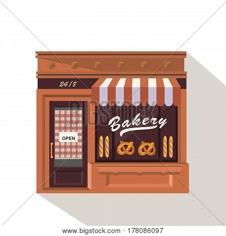 Little Bakery Store