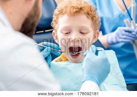 Детская стоматология в Киеве - Детский стоматолог