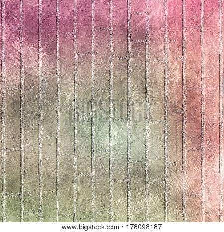 Abstract Brick Wall For Design