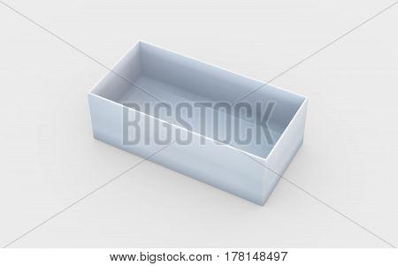 Box Tray View