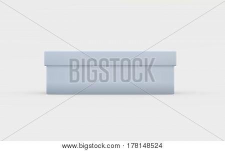 White Box Side View
