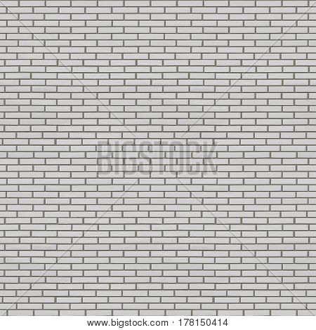 Gray Brick Wall Seamless Texture