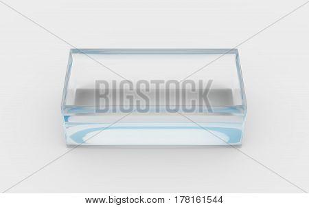 Glass Tray High Angle