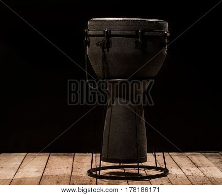 Musical Percussion Instrument Drum Bongo
