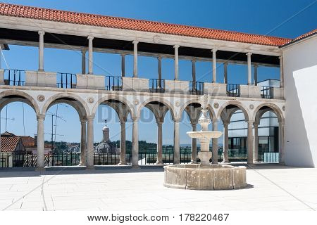 Coimbra is a city and a municipality in Portugal