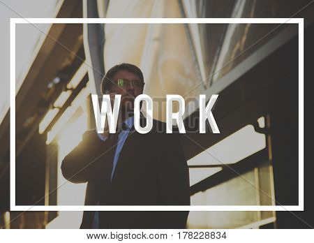 Work Business Efficiently Focus Functional